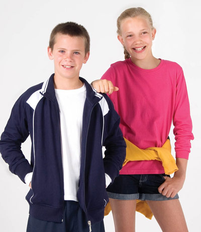 Kids Long Sleeve Tee