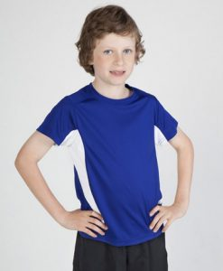 Kids Sports Tee - Cool Dry Tshirt