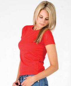 Womens Slim Fit Tee