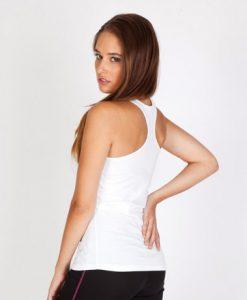 Womens T-back Singlet