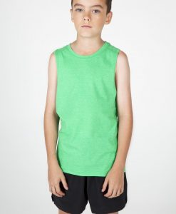 Kids Marl sleeveless tshirts