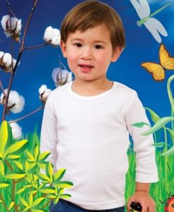 Infants Long Sleeve T-Shirt