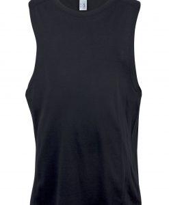 Kids Marl sleeveless tshirts - Black