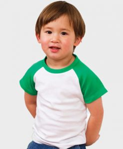 Kids Raglan T-Shirt