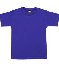 Kids Regular Tee - Purple