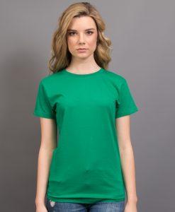 Ladies Retailer Tee - Serene green, 14