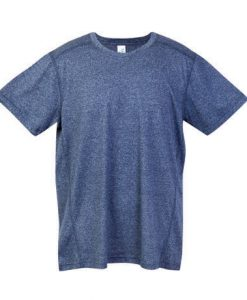 Mens Action 130 Tee - Navy, Large