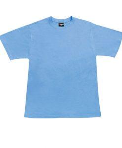 Mens Breeze T-Shirt - Aqua, Extra Small