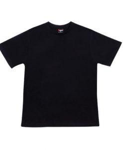 Mens Breeze T-Shirt - Black, Extra Small