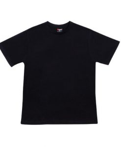 Mens Breeze T-Shirt - Black, XL