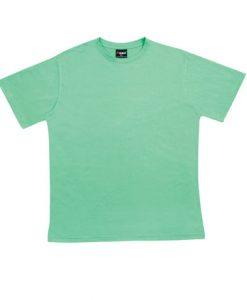 Mens Breeze T-Shirt - Fruit Green, Large