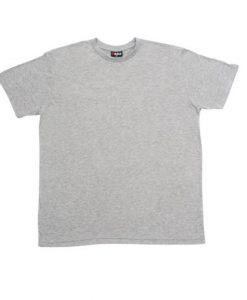 Mens Breeze T-Shirt - Grey Marle, Extra Small