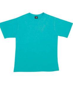 Mens Breeze T-Shirt - Mint, XXL
