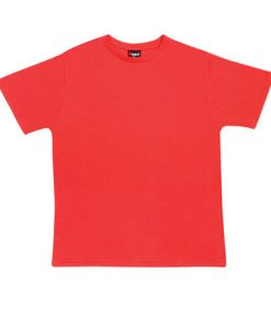 Mens Breeze T-Shirt - Red, Small