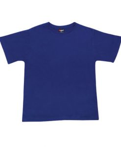 Mens Breeze T-Shirt - Royal, Extra Small