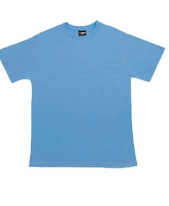 Mens Breeze T-Shirt - Sky Blue, Small