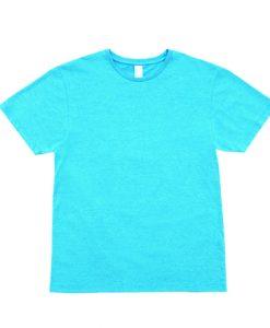 Mens Marl T-Shirt - Sapphire Marl, Large