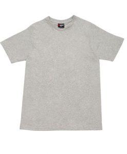 Mens Slim Tee - Grey Marle, XL