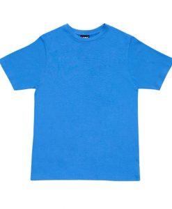 Mens Slim Tee - Pacific Blue, Large