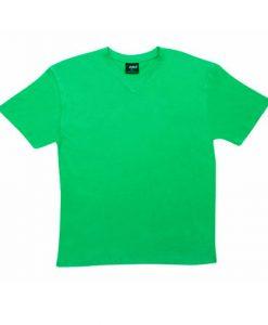Mens Standard Vee - Emerald Green, Large