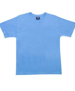 Mens Standard Vee - Pacific Blue, XXL