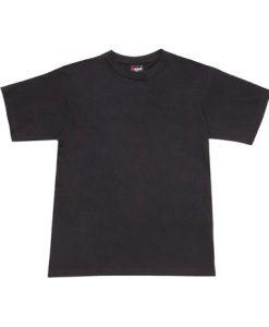 Promo Tee - Black, XL