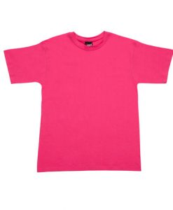Promo Tee - Hot pink, Small