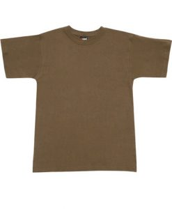 Promo Tee - Olive, Small