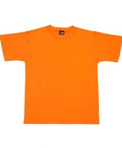 Promo Tee - Orange, Large