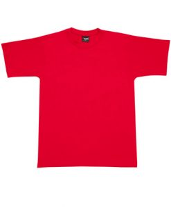 Promo Tee - Red, Large