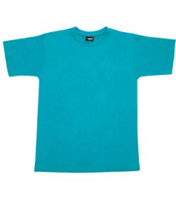 Promo Tee - Turquoise, Small
