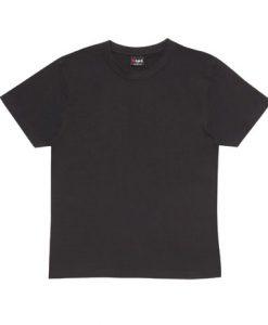 Unisex Tee - Black, XL