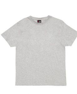 Unisex Tee - Grey Marle, Medium