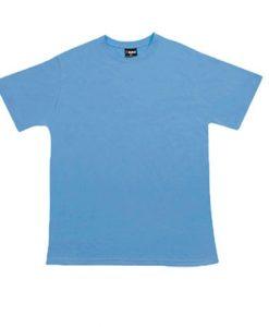 Unisex Tee - Sky Blue, Large