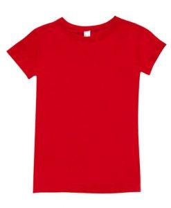 Women Modern Fit - Red, 10