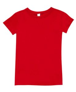 Women Modern Fit - Red, 8