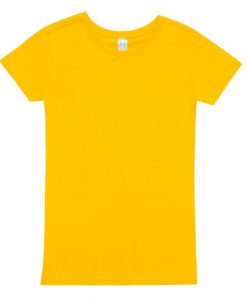Women Modern Fit - Yellow, 8