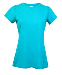 Womens Action 130 T-Shirt - Jade, 8