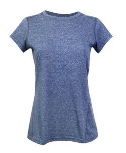 Womens Action 130 T-Shirt - Navy, 12