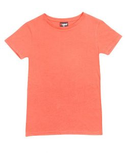 Womens Breeze Tee - Coral Red