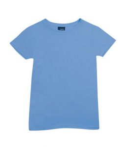 Womens Breeze Tee - Sky Blue