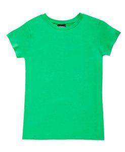 Womens Slim Fit Tee - Kelly Green, 8