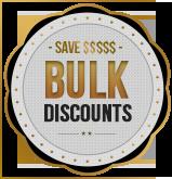 bulk badge